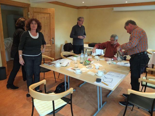 2014 Workshop Vorstand Slow Food Stuttgart