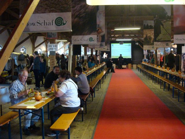 2014 SlowSchaf in Münsingen
