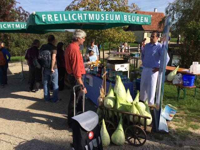 2014 Archemarkt im Freilichtmuseum Beuren