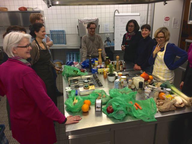2015 Vegetarischer Kochstammtisch