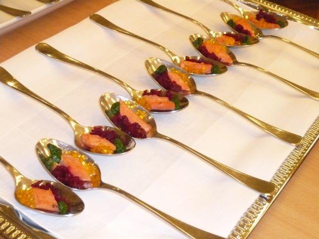 2015 Amuse Geule der Stuttgarter Kochstammtische