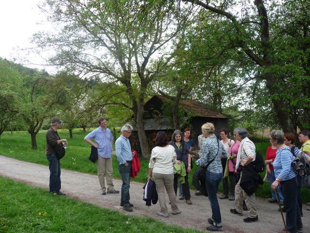 2014 In den Streuobstwiesen bei Schorndorf