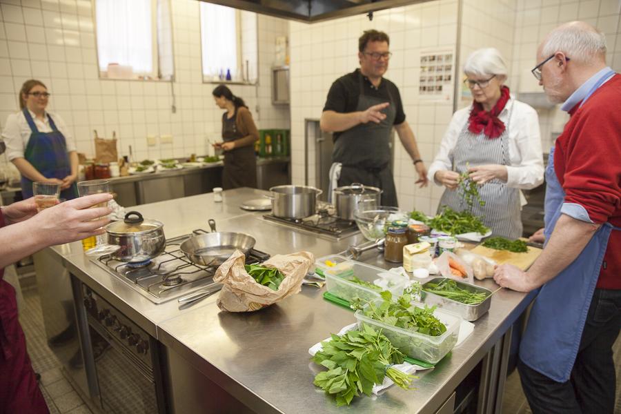 Kochen mit Jürgen Autenrieth