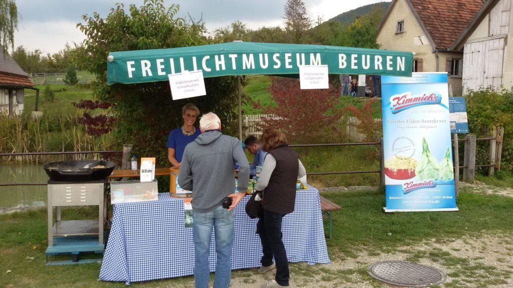 2017 Archemarkt, Freilichtmuseum Beuren
