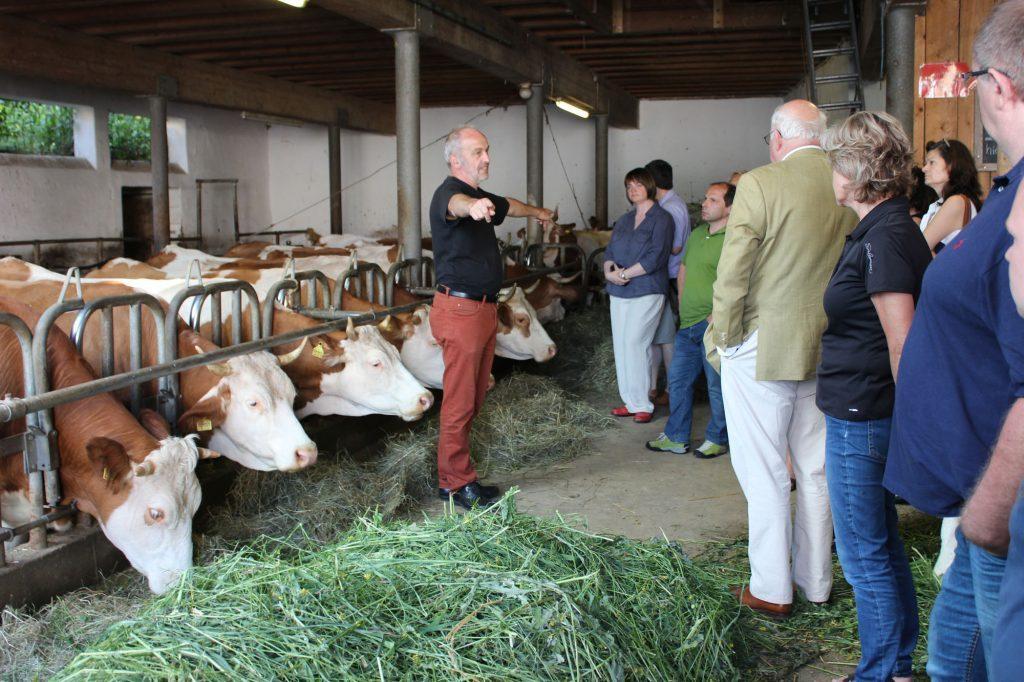2017 Tag der Milch, Reyerhof